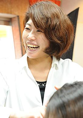 ビューティ・ヌーン-スタッフ-武田吏代
